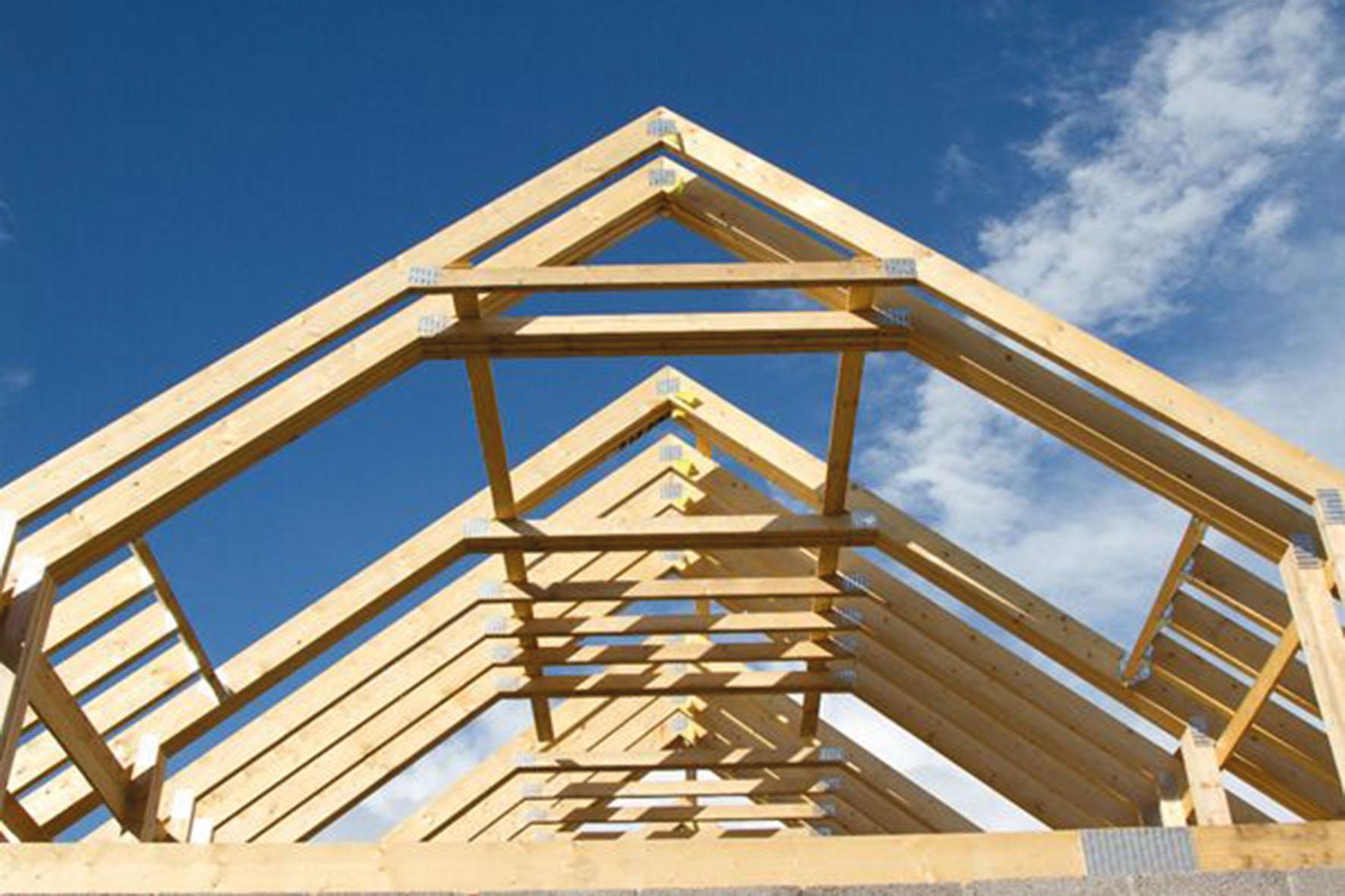 Drewno impregnowane preparatem Wolsit® EC                                                                                                                                                                                                                                                                                                                                      Fot. BASF Wolman GmbH