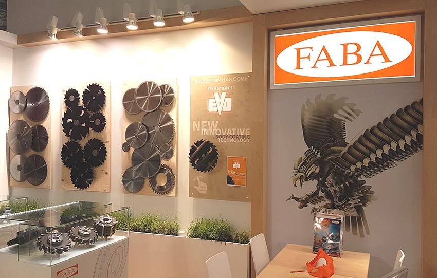 """Firma """"FABA"""" SA prezentuje się na najważniejszych wydarzeniach branżowych w Polsce oraz zagranicą.  Fot. FABA"""
