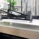 System podawania płyt jest w pełni automatyczny... Fot. Seron