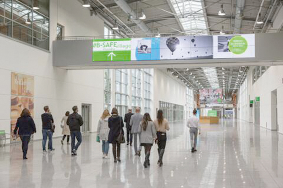 Koelnmesse - globalne kompetencje to czołowy na świecie organizator targów w zakresie wyposażenia, mieszkania i stylu życia. Fot. organizator